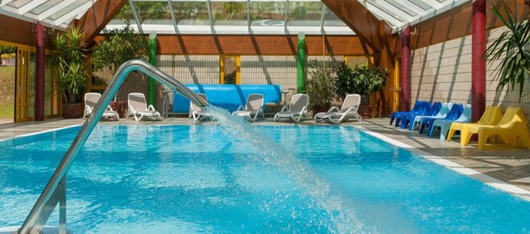 Gortani Wellness Hallenbad