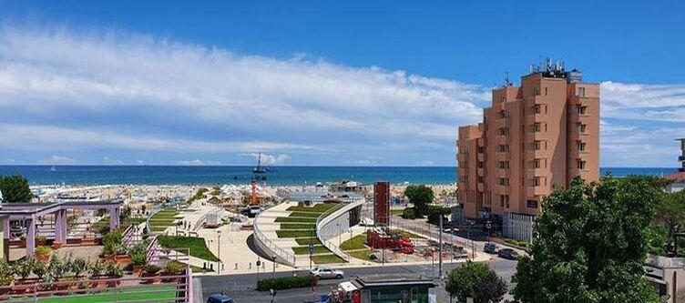 Gradisca Hotel Aussicht