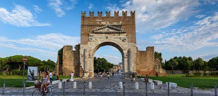 Gradisca Rimini Torbogen
