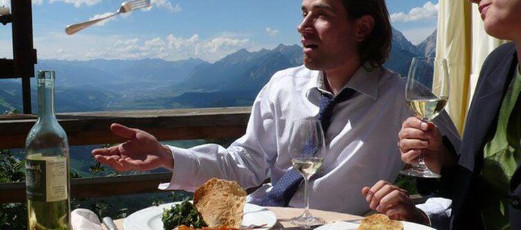 Grafenast Terrasse Restaurant