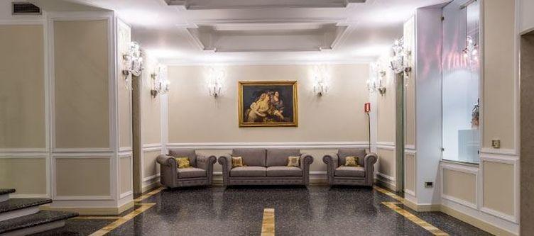 Grandealbergo Hotel Innen