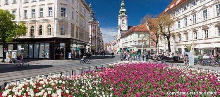 Graz Eisernes Tor