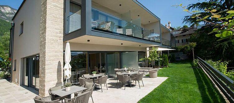 Gregori Hotel Terrasse