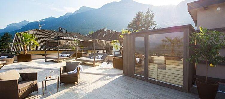 Gregori Terrasse Sauna