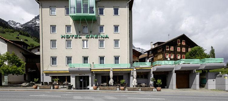 Greina Hotel2