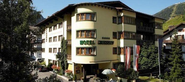Grieshof Hotel Sommer