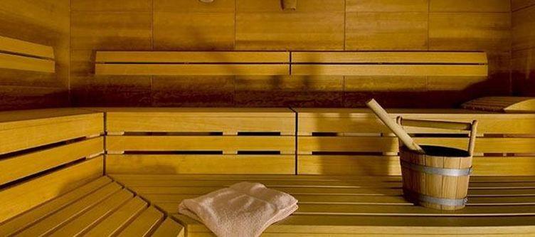 Grieshof Wellness Sauna