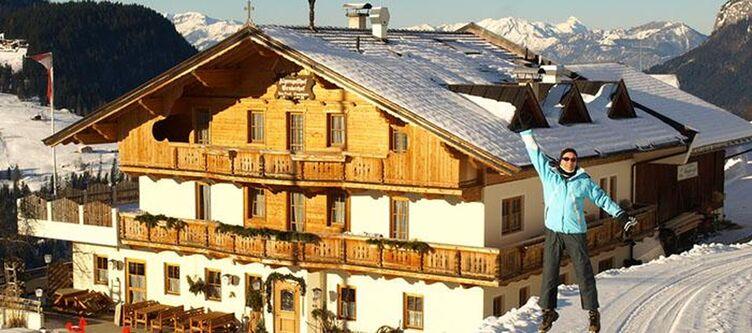 Gruberhof Hotel Winter3