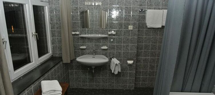 Gruberhof Zimmer Standard Bad5