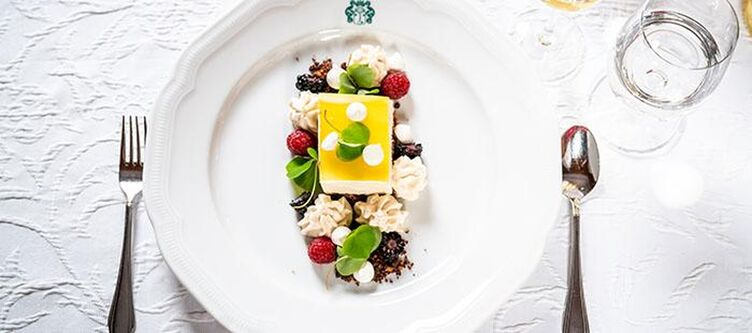Gutshaus Kulinarik Dessert