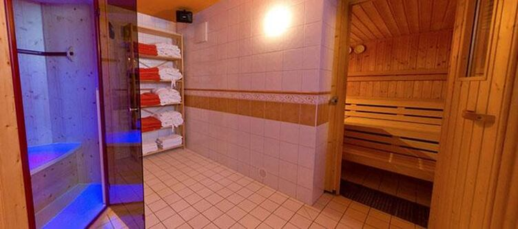 Gutshaus Wellness Sauna
