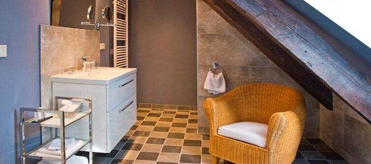Gutshaus Zimmer Kapitaen Bad