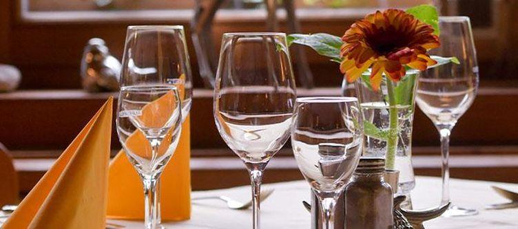 Gutshof Restaurant Gedeck