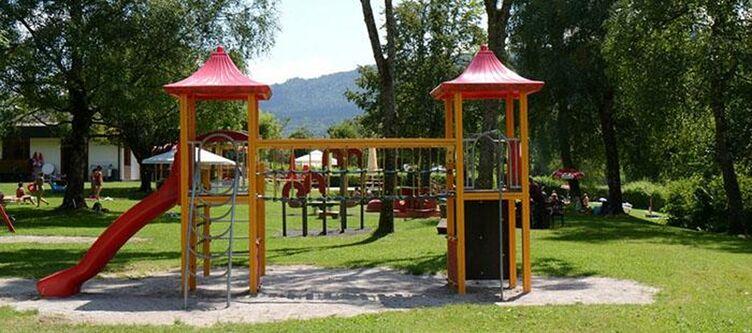 Hafnersee Spielplatz