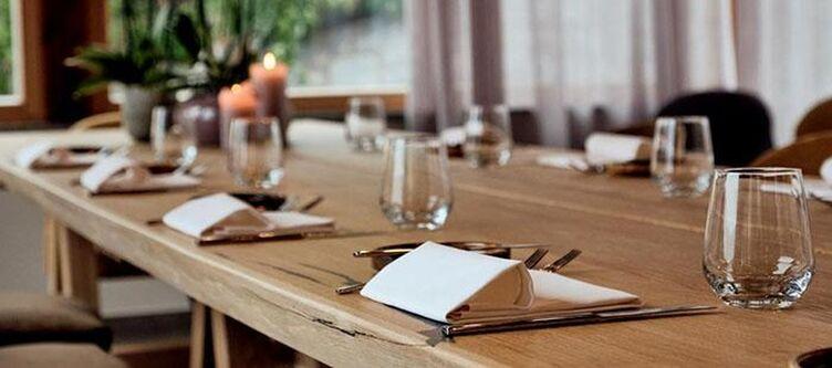 Haller Restaurant Gedeck