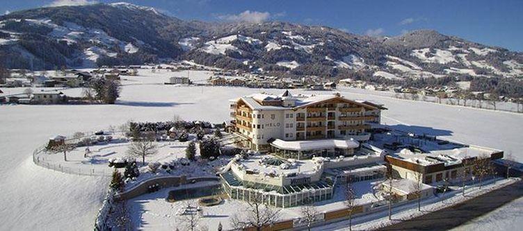 Held Hotel Winter