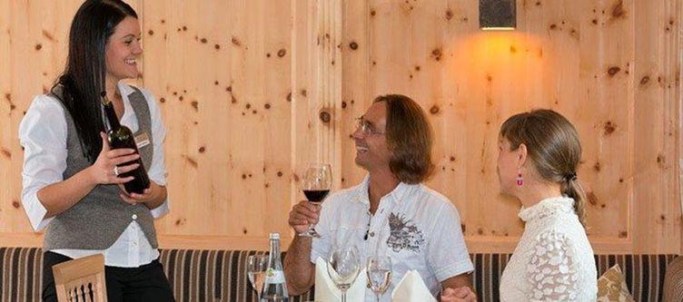 Herrmann Restaurant Wein