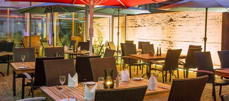 Herrmann Terrasse Restaurant