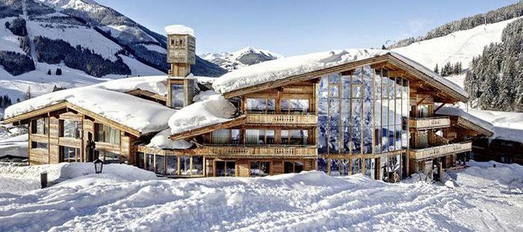 Hinterhag Hotel Winter