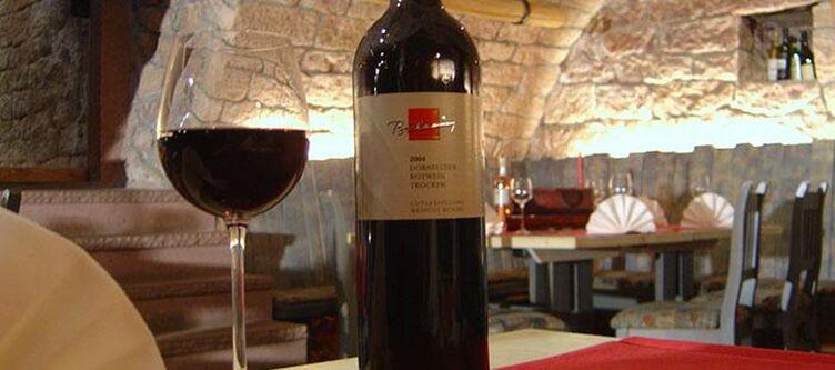 Hirsch Wein