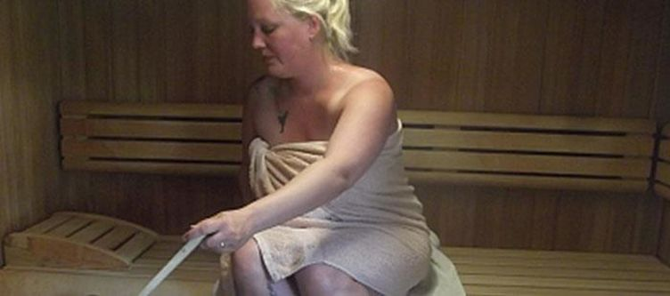Hirsch Wellness Sauna