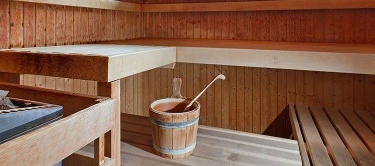 Hirschen Wellness Sauna