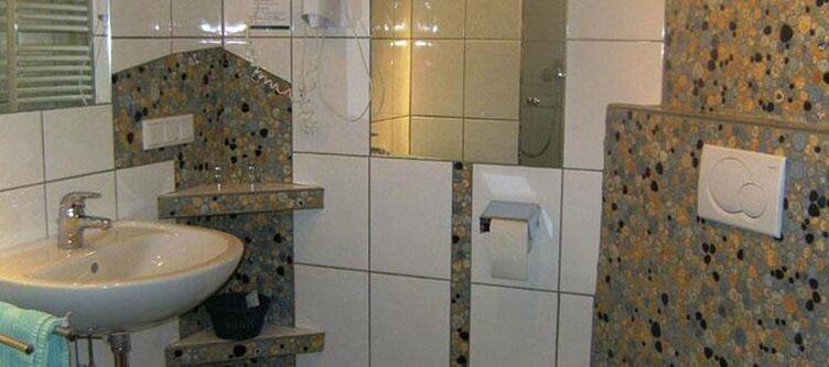 Hirschpoint Zimmer Bad
