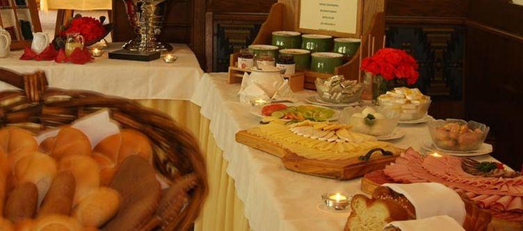 Hochegger Fruehstuecksbuffet