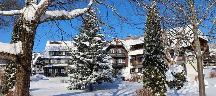 Hochfirst Hotel Winter