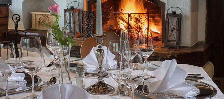 Hoelenstein Restaurant Gedeck