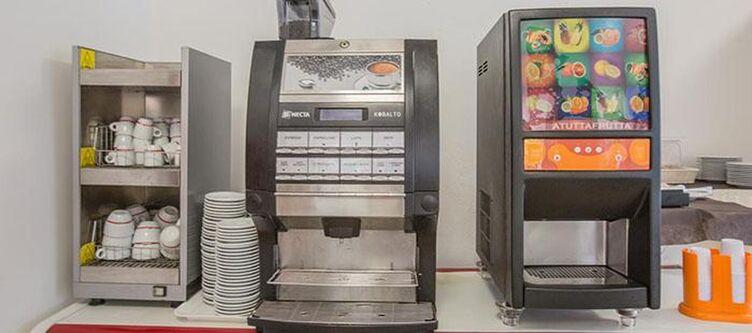 Hollywood Buffet Kaffee