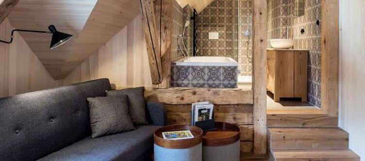 Holzgauerhaus Zimmer Real Stammhaus