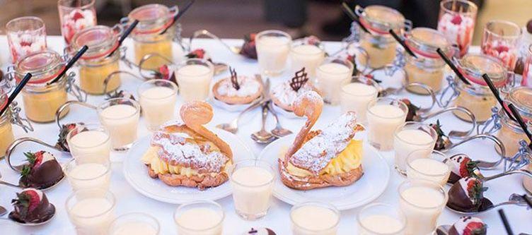 Hostellerie Kulinarik Desserts