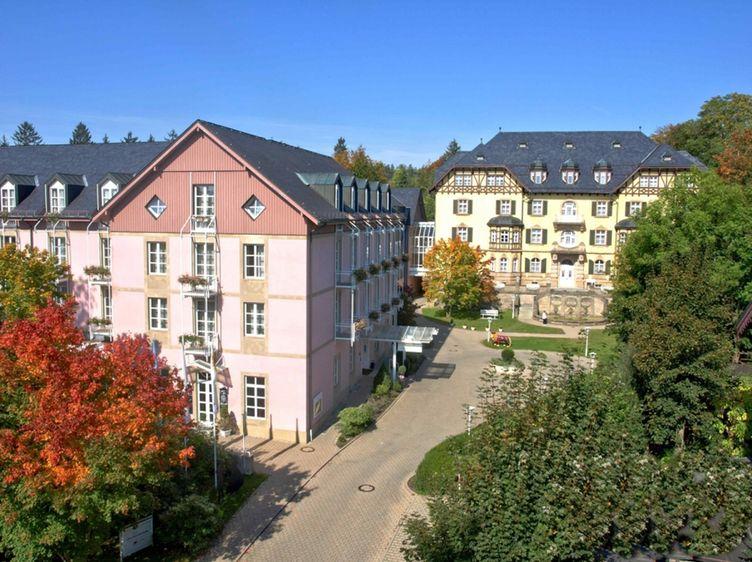 Hotel Und Parkschloesschen 2007 3