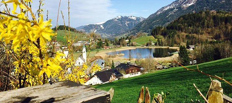 Hotelamschloss Goldegg Seeblick
