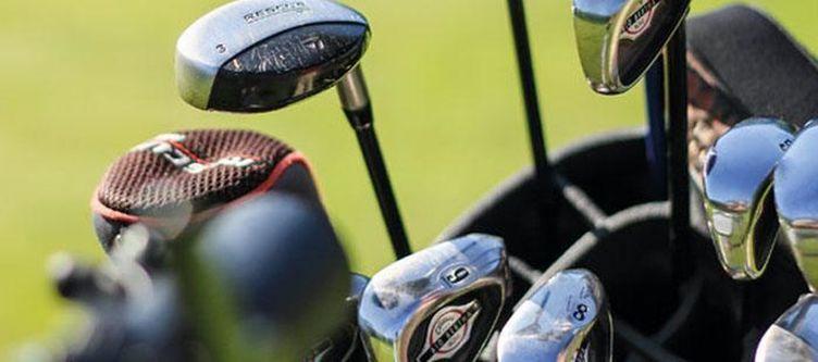 Hotelamschloss Golf Schlaeger