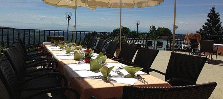 Hoteldesgluecks Terrasse