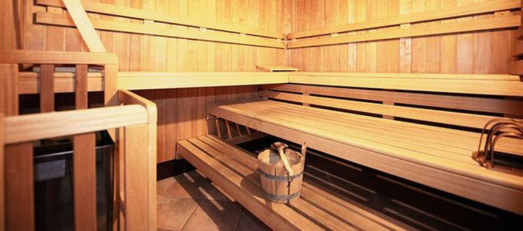 Hoteldesgluecks Wellness Sauna