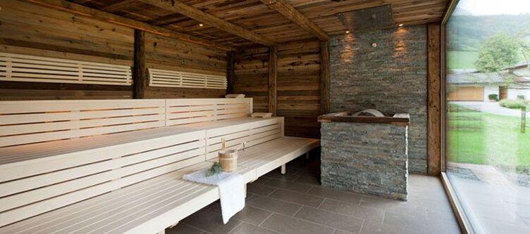 Hubertus Wellness Sauna