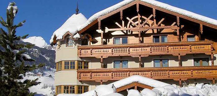 Hubertushof Hotel Winter