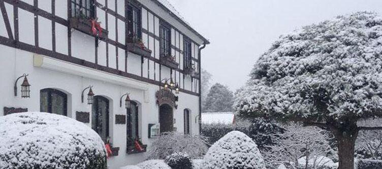 Huetter Hotel Winter