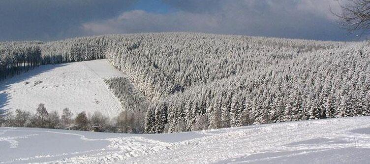 Huetter Panorama Winter