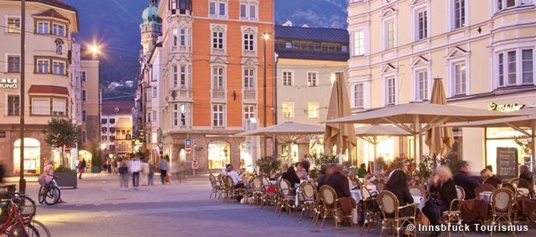 Innsbruck Marien Theresien Strasse Cafe2