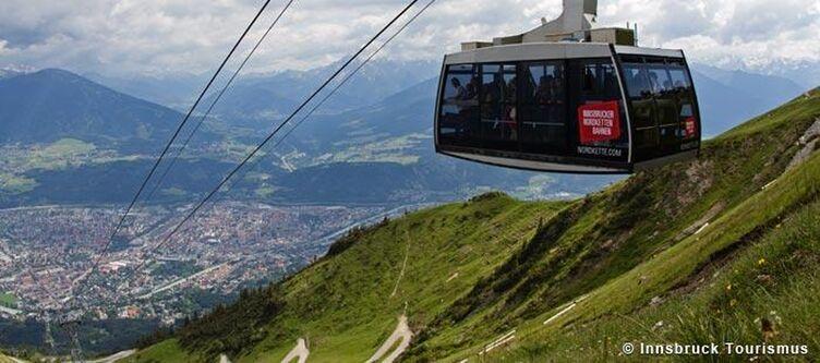 Innsbruck Nordkettenbahn Seegrube