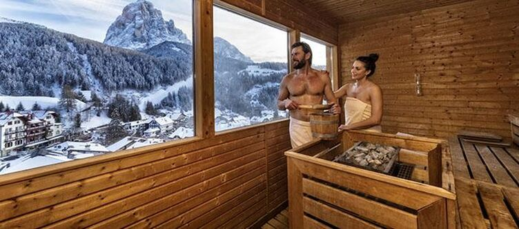 Interski Wellness Sauna