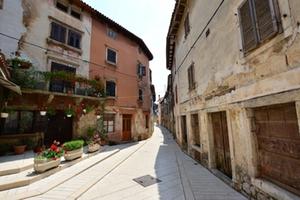 Straßen Istriens