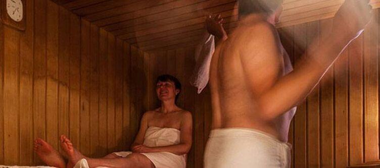 Jaegerhof Wellness Sauna 1