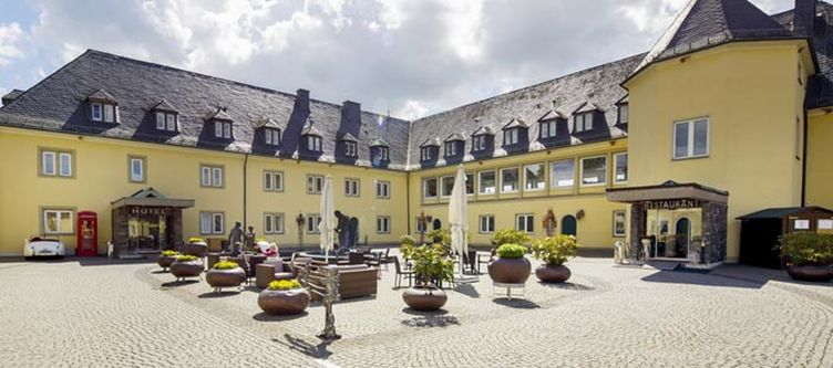 Jakobsberg Innenhof