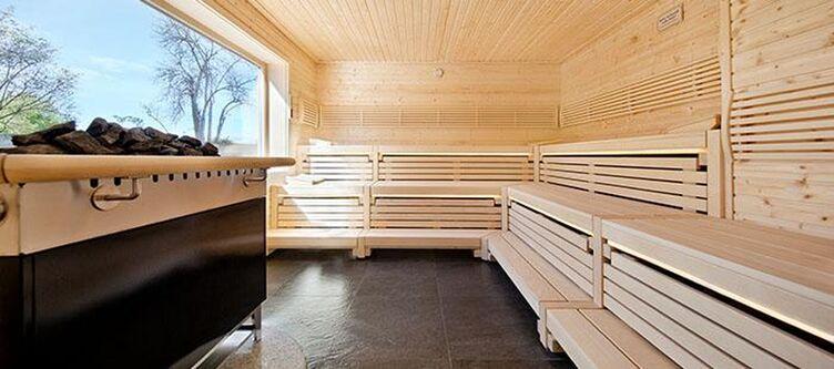 Jordans Wellness Sauna