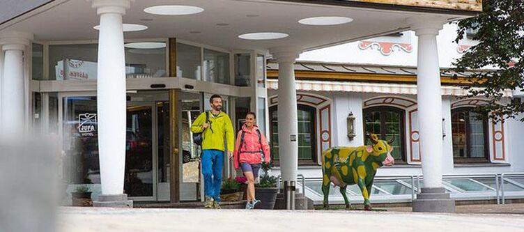 Jufa Saalbach Hotel